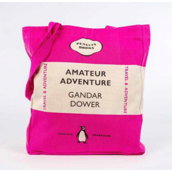 Amateur Adventure (Penguin Tote Bag)