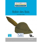 Robin des Bois (1CD audio MP3) (Lectures clé en français facile)