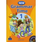 Grammar Time 1 Student's Book with Multi-Rom