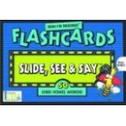 Now I'm Reading!: Slide, See and Say Flashcards Long Vowel Words [Paperback]