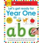 Wipe Clean Workbooks: Let's Get Ready For Year One